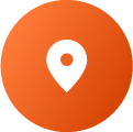 locator pin icon